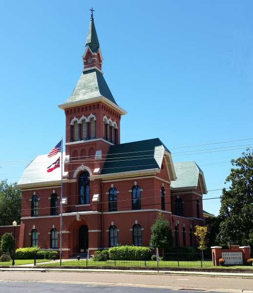 Senatobia Courthouse